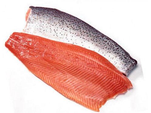 Fresh - frozen salmon fillet 1kg