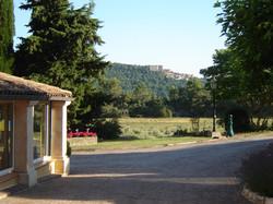 Vue sur Saint-Martin-de-Pallières