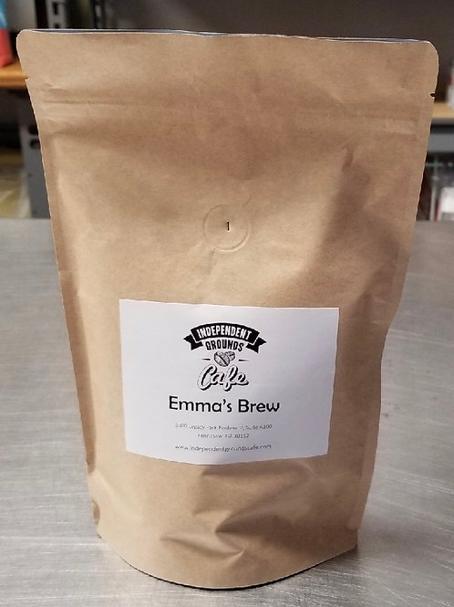 Emma's Brew Coffee Beans