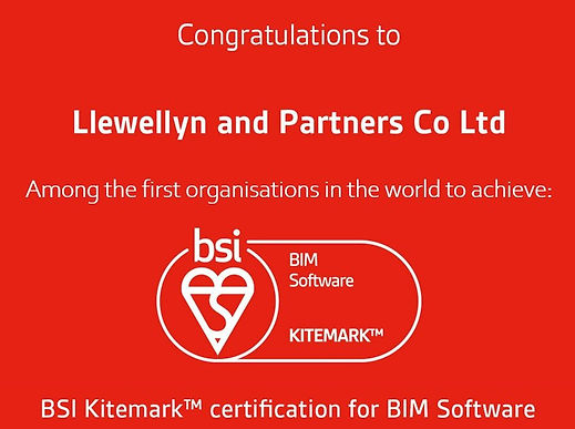 LPC AutoCDE and LPC AutoBIM received the BSI Kitemark certification for BIM Software