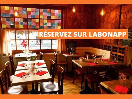 LaBonApp: le site de réservation solidaire qu'on adore!