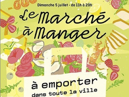 Le Marché A Manger se réinvente!