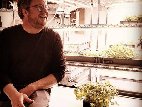 """Dans la série """"Ballade chez nos partenaires"""": rencontre avec Quentin Still, pour Petites Verdures"""