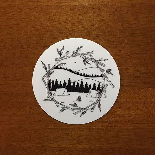 Togetherness Sticker
