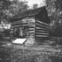 Mayhew Cabin Black and White.jpg