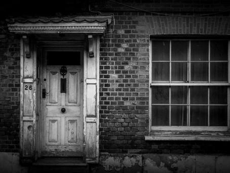 Five Families Flee Haunted Omaha Cottage