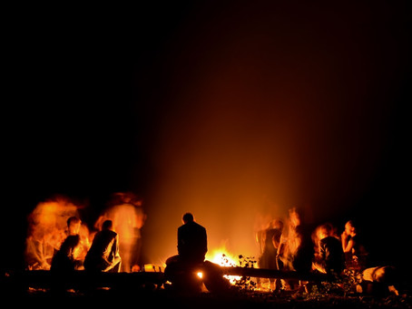 Lincoln Ghost Stories to Tell Around a Campfire