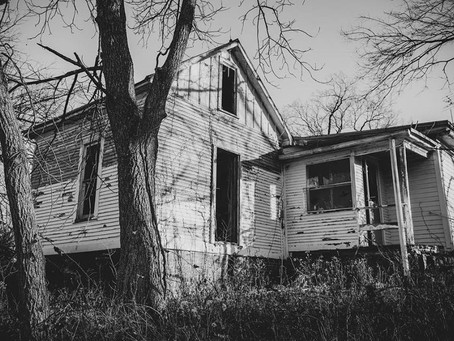 Don't Turn Off the Bedroom Light: The Haunted Farmhouse