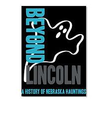 Beyond Lincoln Ghost Sideways Sticker Bl