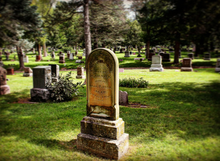 A Brief History of Wyuka Cemetery in Lincoln Nebraska
