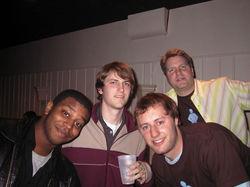 Ryan Conner, Rory Scovel, Marshall