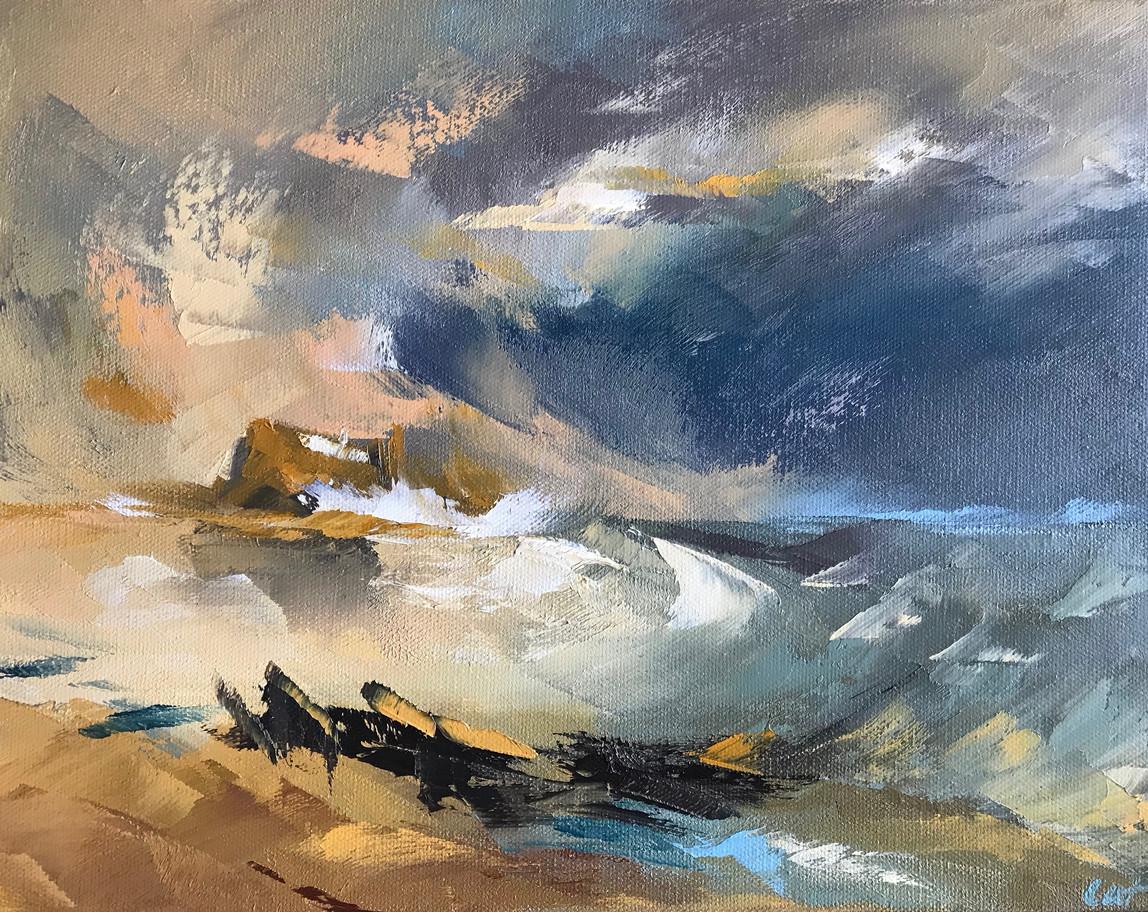 Coast of Northumberland