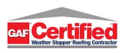 Element Roofing is a GAF certified roofing contractor