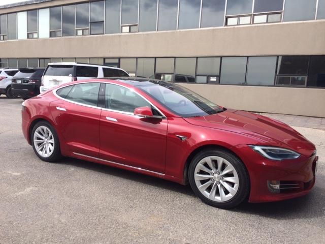 2018 Tesla S 100D