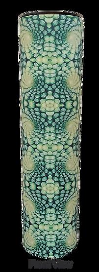 Cauliflower Queen mood lamp design front view