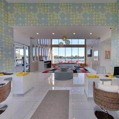 Florida Multifamily Architect- Leasing Center Design