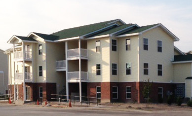 Multifamily Architects - Clubhouse Replacement