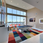 Multifamily Clubhouse Interior