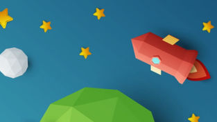 Uzayda Origami Atölyesi
