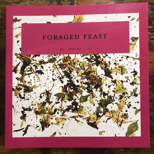 Foraged Feast Cook Book