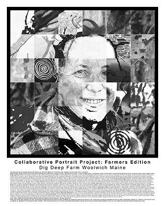 archival giclee print 24 x 30 on heavyweightmatte
