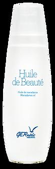 HUILE DE BEAUTE