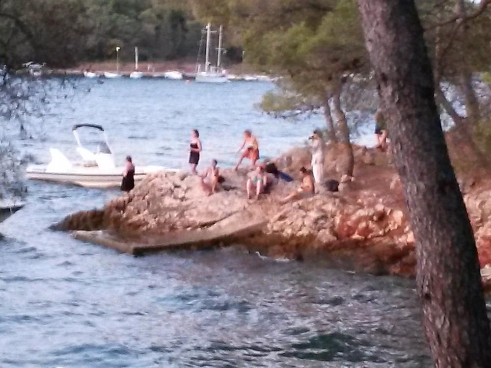 Releasing Ritual with Russelle Beardon at Suncokret Body & Soul Retreat, Hvar Island, Croatia