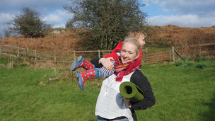 2016 Events Interview Series - Part 3 - Let's meet super-yoga-mom and inspirational life coach,