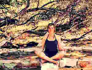 Daniela Dippong at Suncokret Body & Soul Retreat, Hvar Island, Croatia