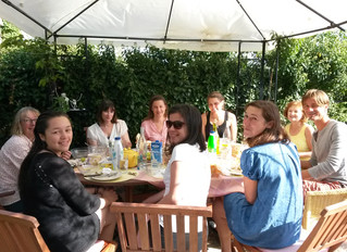 2016 Events Interview Series - Part 5 - The Art of Beautiful, Happy Groups and Developing Stillness