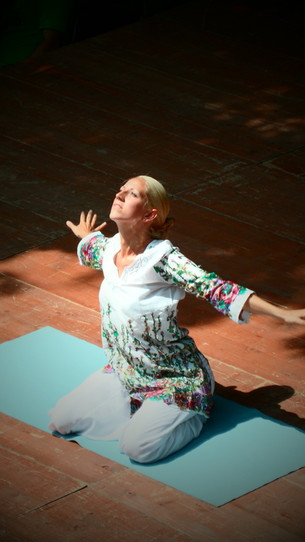 """2015 Events Interview Series Part 7 - """"Experience the Real You"""" Shakti Dance® & Kundal"""