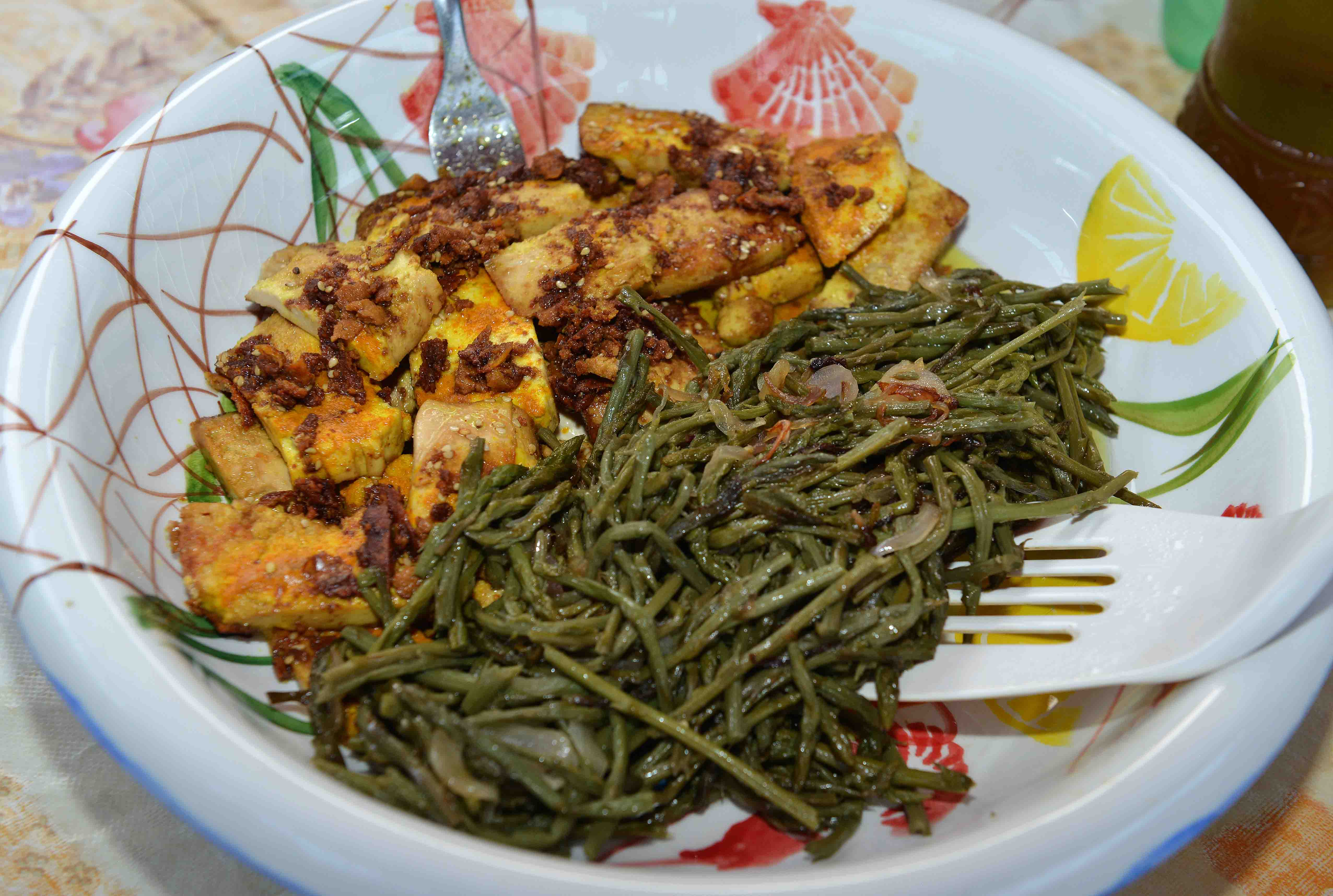 meals_soy with wild asparagus