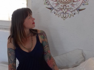 Yoga Unites Us - Interview with visionary artist, Burgandy Viscosi