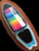 surfing simulator design