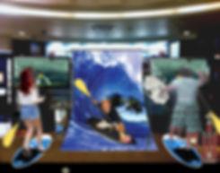 surfing simulator