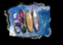 virtual reality surfing sports simulator
