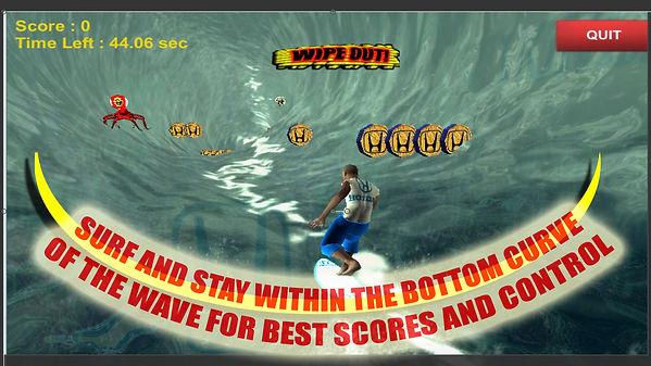surfing simulator tips