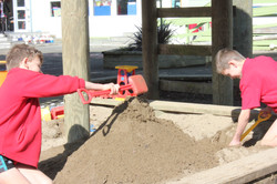 What a blast in the Sandpit