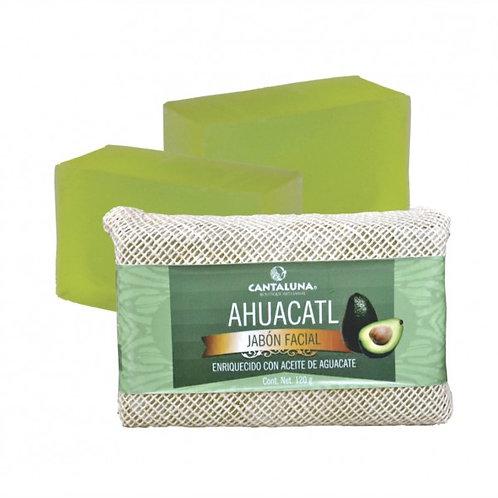 Jabón facial Ahuacatl