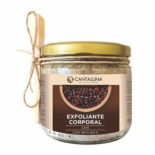 Exfoliante corporal café 400 gr