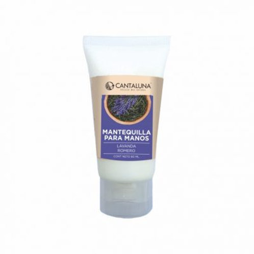 Crema para manos lavanda romero 60 ml