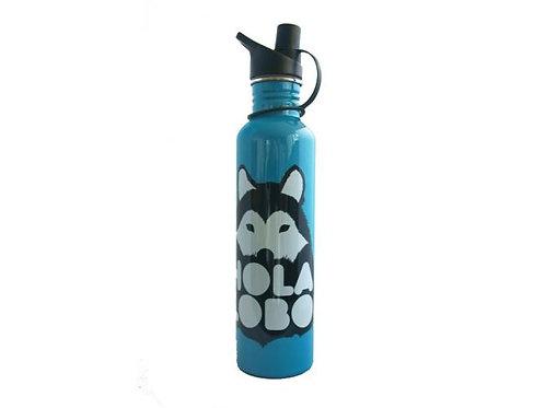 Botella Hola Lobo 1 LT.