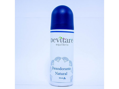 Desodorante natural roll-on