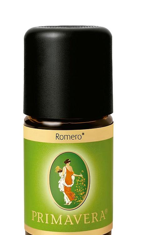 Aceite esencial romero