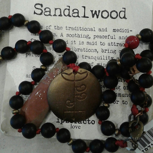 Collar Sandalwood