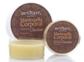 Mantequilla corporal chocolate 40gr.