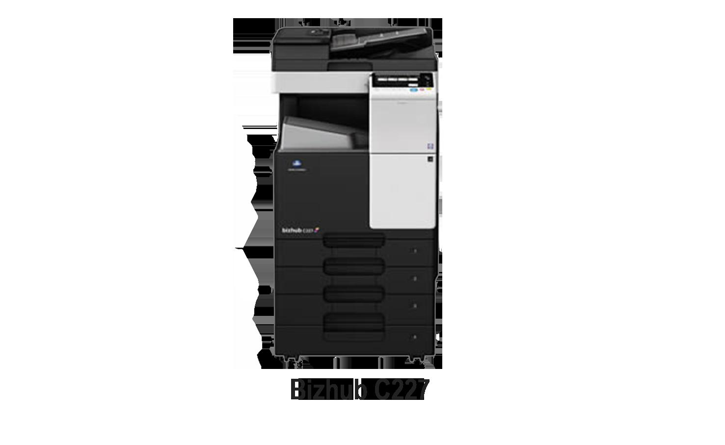 bizhub C227