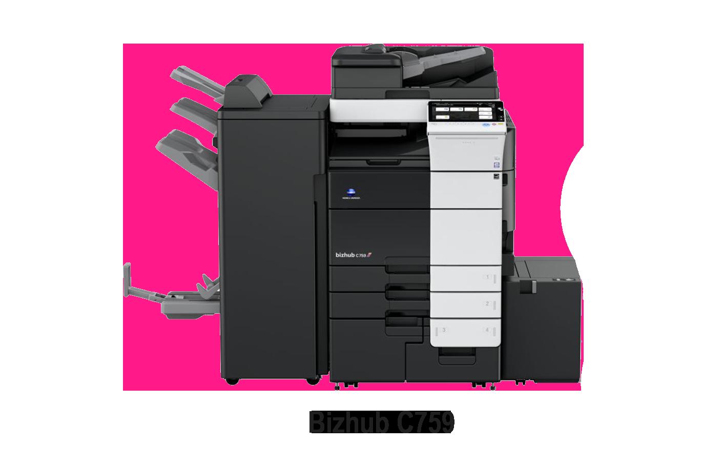 bizhub C759