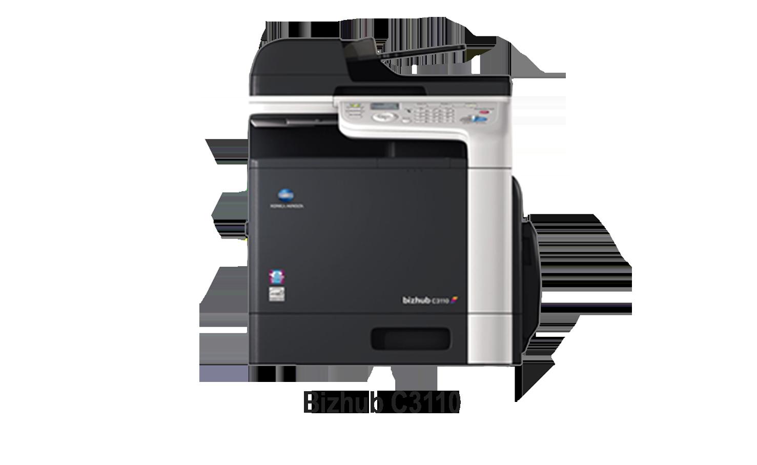 bizhub C3110