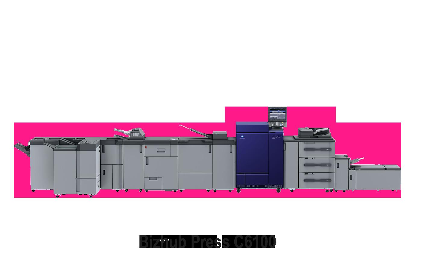 bizhub Press C6100